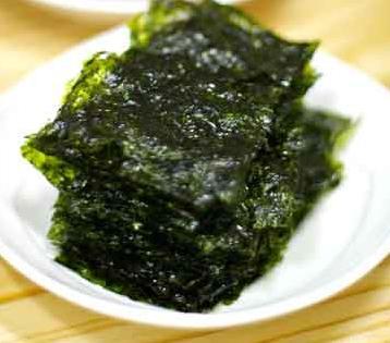 Gim (Rumput Laut Korea)