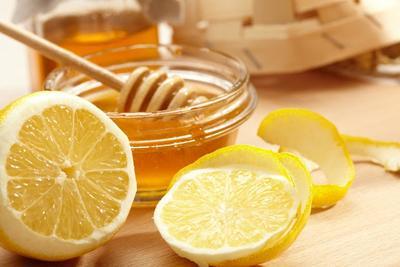 Masker Madu dan Lemon