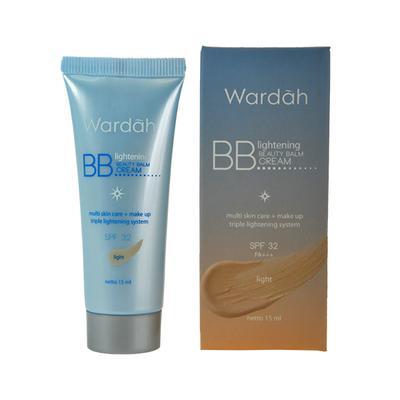 Lightening BB Cream dari Wardah
