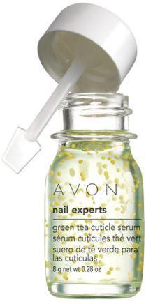 Green Tea Cuticle Serum dari Avon Nail Expert