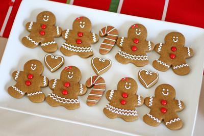 Resep Sederhana Gingerbread Cookies untuk Menghangatkan Badan di Musim Hujan