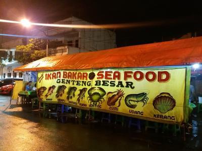 Ikan Bakar Seafood Genteng Besar