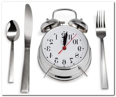 Atur Jam Makan dengan Konsisten