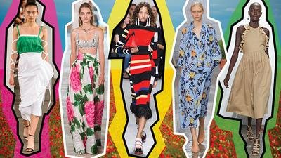 Ini Dia Trend Fashion 2017 Langsung dari New York Fashion Week!