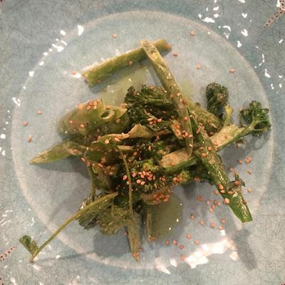 2. Broccolini Detox Salad