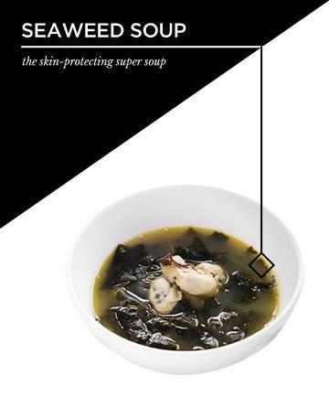 2. Sup Rumput Laut