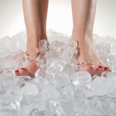 Soak in Ice
