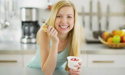 4. Konsumsi Yoghurt