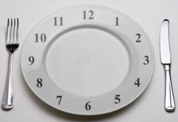 Mengatur Waktu Makan