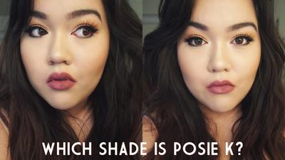 5 Warna Alternatif Kylie Lip Kit Posie K Untuk Pecinta Lipstick Mauve