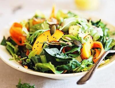 Kulit Glowing hanya Dengan Salad, Intip Resep Mudahnya Di sini!