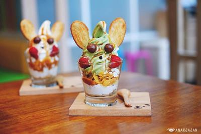 6 Surga Dessert Lezat Di Kota Kembang Bandung