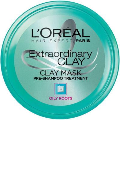 L'Oréal ParisExtraordinary Clay Clay Mask Pre-Shampoo Treatment