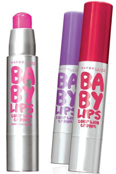 MaybellineNew York Baby Lips Color Balm Crayon