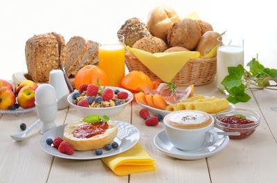 2. Memilih Sarapan Sehat