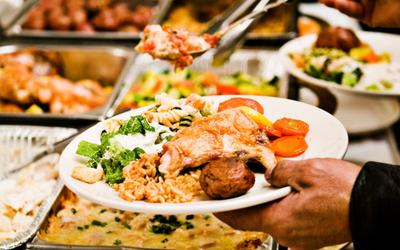 5. Porsi Makan Tidak Berlebihan