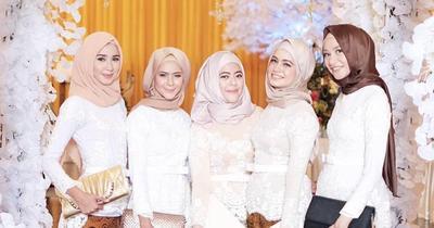 4 Jenis Kain Hijab Recomended untuk Tampilan Mewah nan Elegan