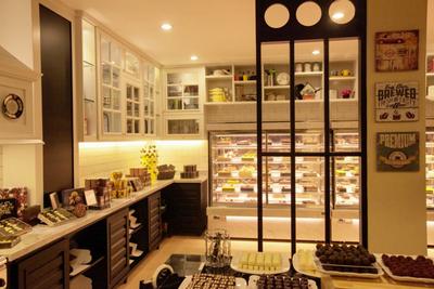 5. Dapur Cokelat