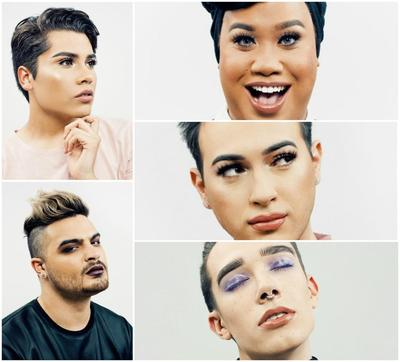 5 Akun Beauty Boy Terpopuler di Instagram Wajib Follow bagi Make-Up Lovers