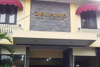 Delfino Cake & Chocolate