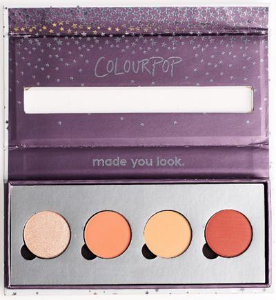 ColourPop Pressed Powder Shadow Palette (Lo-Key)