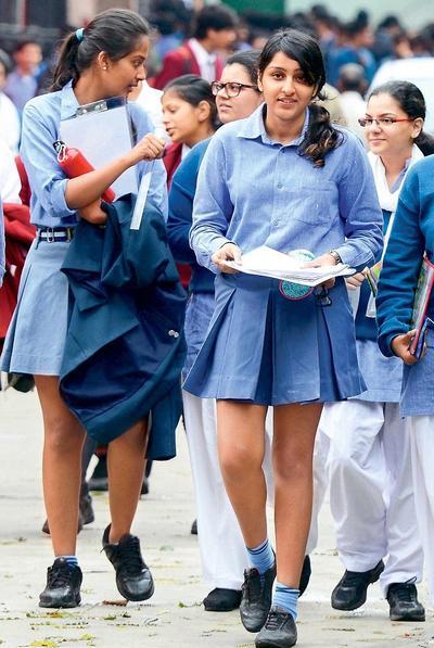 Seragam Sekolah di India