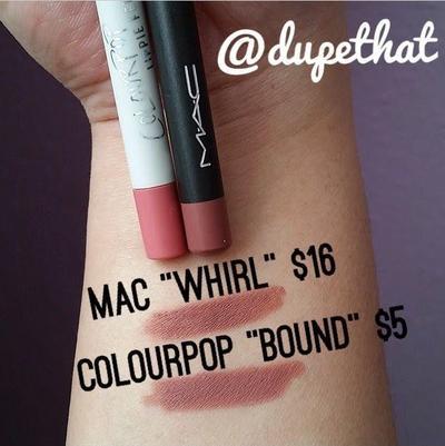 """Colourpop Lippie Pencil """"Bound"""""""