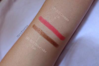 Eye dan Lip Make-up Bold yang Tahan Lama Bisa Kamu Dapatkan Dari Kosmetik Korea Satu Ini
