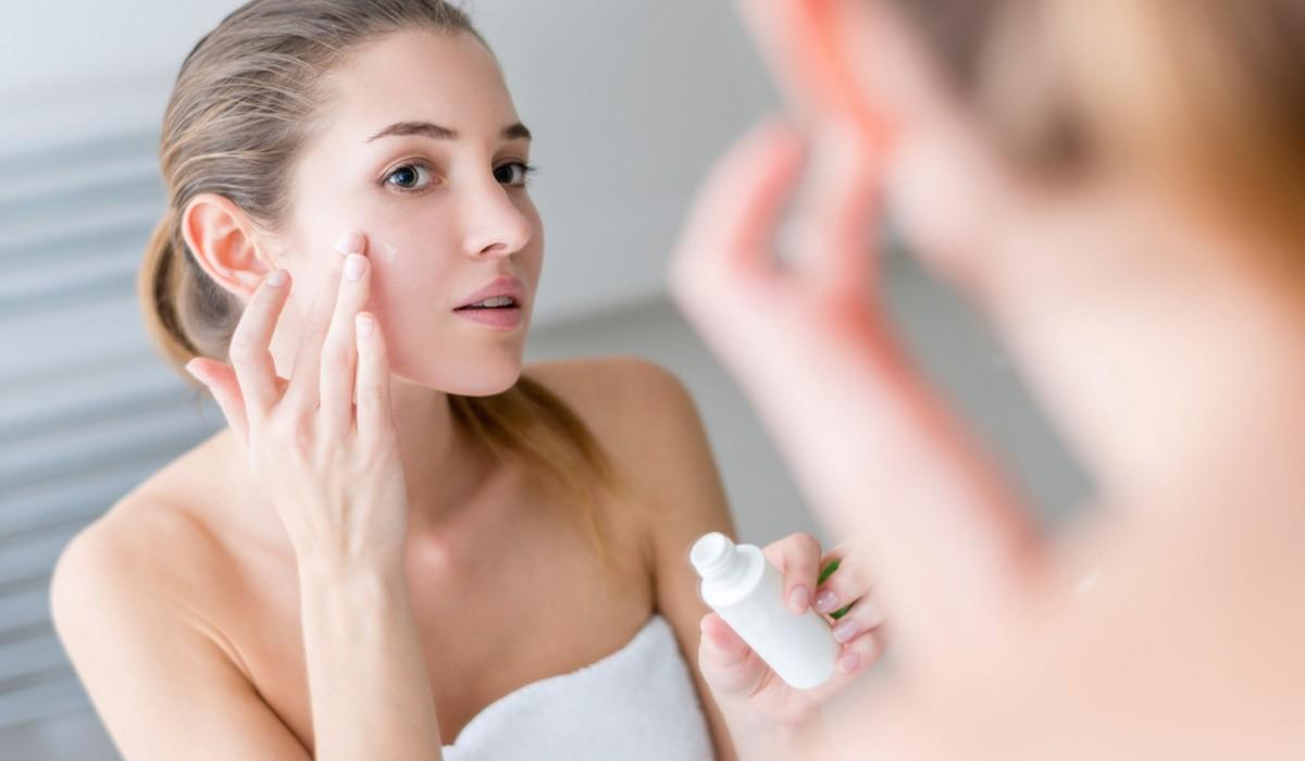 correct procedures that relate to skincare