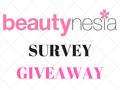 Win Naturecia Skincare Set From Beautynesia Survey Giveaway!