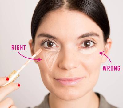 6 Kesalahan Menggunakan Concealer yang Harus Segera Kamu Hentikan