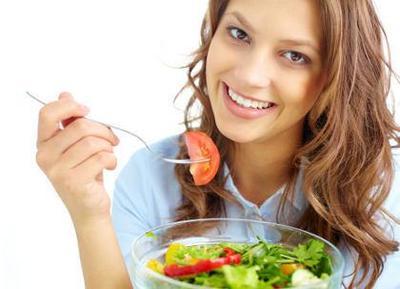 Atur Pola Makan Sehat