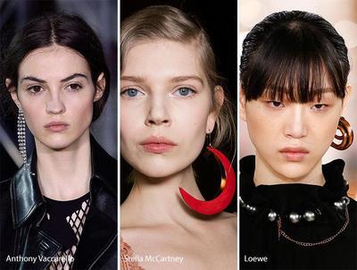 Single Oversized Earrings