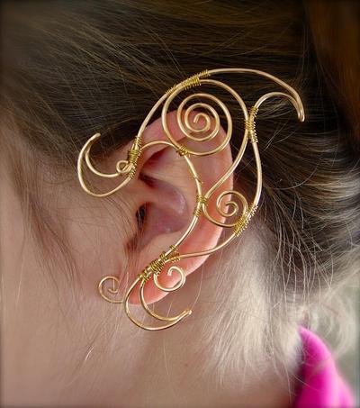 Fantasy Ear Cuffs