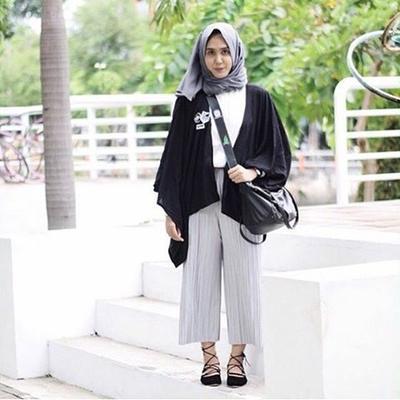 5 Gaya Rambut Paling Nyaman Bagi Kamu Yang Berhijab Fashion Beautynesia
