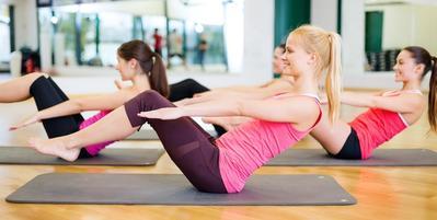 4. Pilates