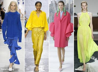 Bright and Bold Colors