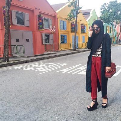 2. Black & Red
