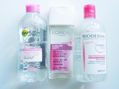 Micellar Water Bioderma, L'oreal, dan Garnier, Apa Saja yang Membedakannya?
