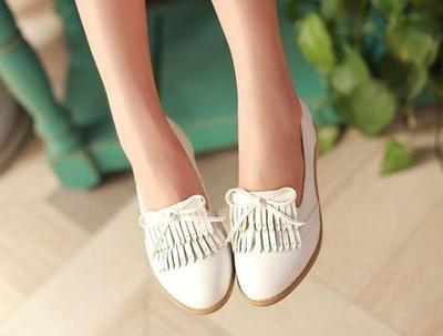 Tips Ampuh Menghindari Bau Kaki Saat Menggunakan Flat Shoes