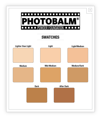 Photobalm - Powder Foundation