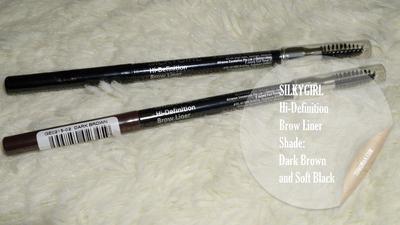 Silkygirl Natural Brow Pencil