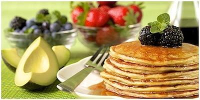 4. Pancake Alpukat