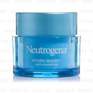 Hydro Boost Night Concentrate Sleeping Pack dari Neutrogena