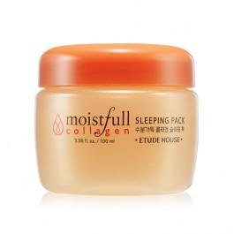 Moistfull Collagen Sleeping Pack dari Etude House