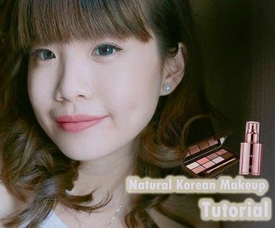 Cantik dengan Tampilan Cute! Tutorial Natural Korean Make Up Look ala Stevie Wong