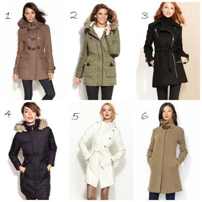 1. Winter Coat