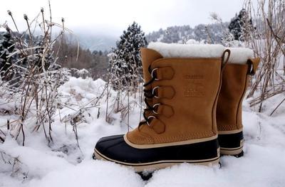6. Gunakan Boots Untuk Berjalan-jalan