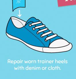 Shoe Hacks! Ini Dia Trik Agar Sepatumu Tetap Awet dan Tahan Lama