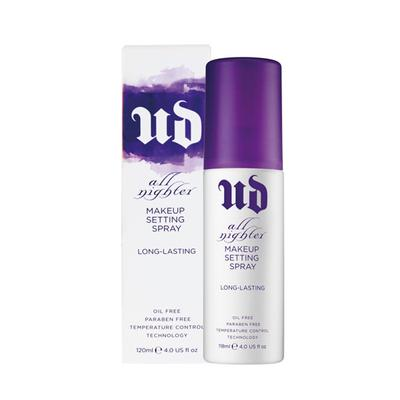 Coba: All Nighter Long-Lasting Makeup Setting Spray dari Urban Decay